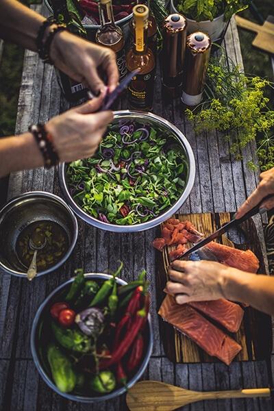 Salatid / Kastmed / Määrded
